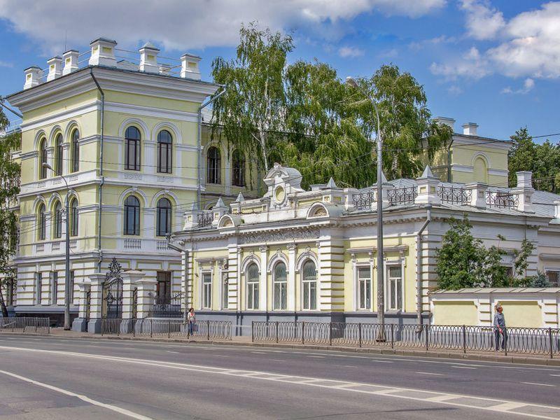 Площадь Свободы и Красная слобода: Казань парадная и душевная - экскурсия в Казани