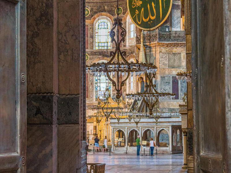 ИзКонстантинополя— вСтамбул: обзорная прогулка - экскурсия в Стамбуле