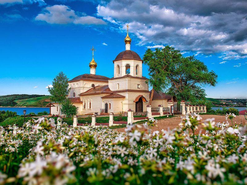 Иннополис, град Свияжск, Раифский монастырь и Храм всех религий - экскурсия в Казани
