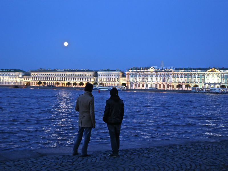 Фото-экскурсия «Петербург снаружи и с изнанки» - экскурсия в Санкт-Петербурге