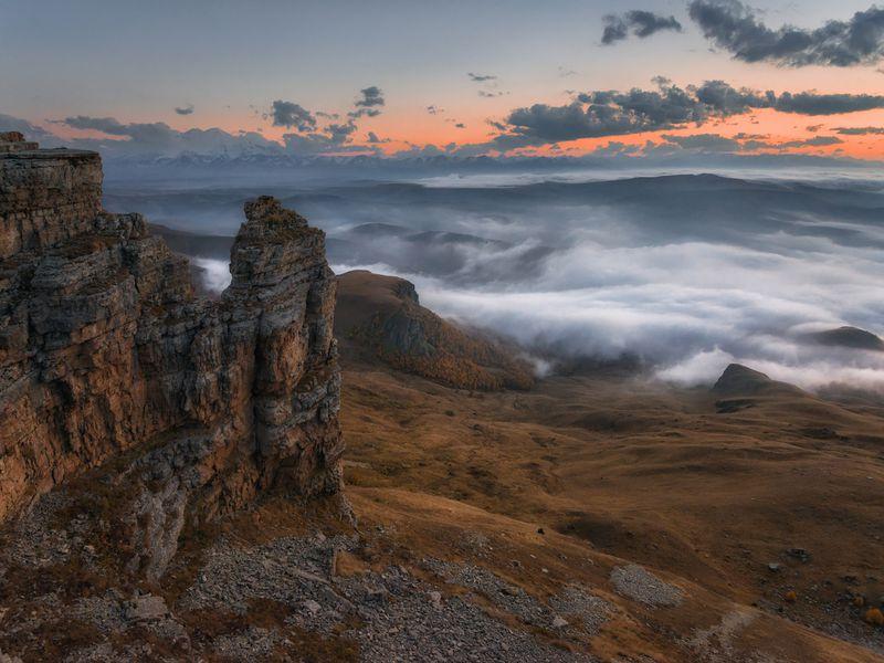 К фантастическому плато Бермамыт на внедорожнике! - экскурсия в Кисловодске