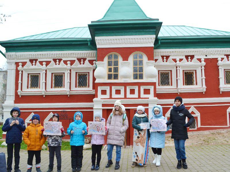 Калужские приключения - экскурсия в Калуге
