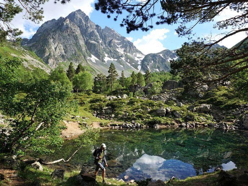 Озеро Орлёнок в Архызе — просто фантастика! - экскурсия в Кисловодске