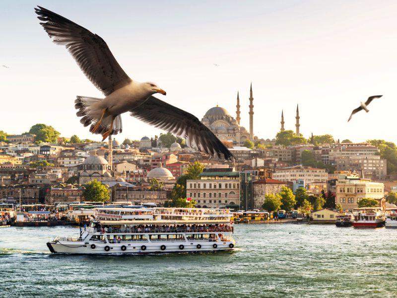 Колоритный Кадыкей и легенды Босфора - экскурсия в Стамбуле