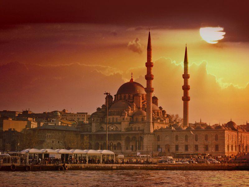 Византия в Стамбуле - экскурсия в Стамбуле