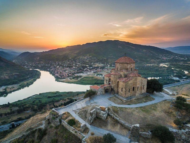 Великолепный Джвари и алтарь Грузии – Мцхета - экскурсия в Тбилиси