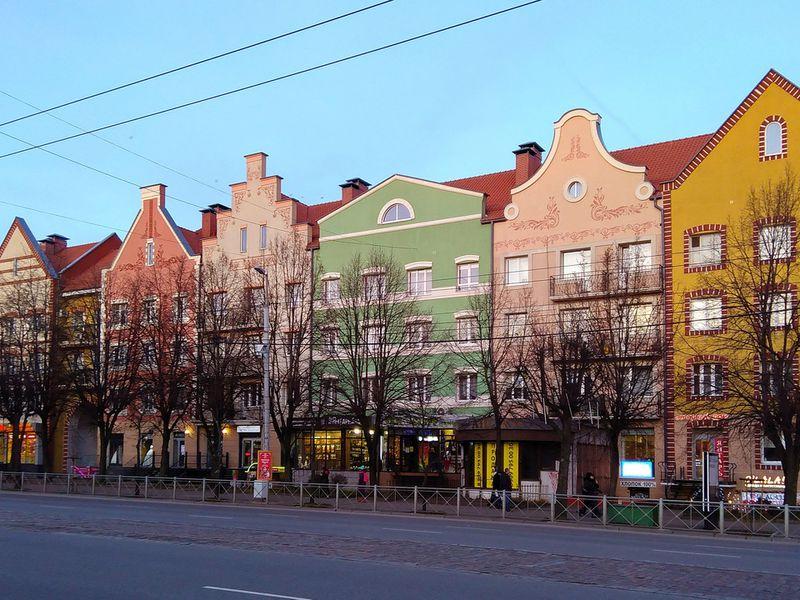 ИзКалининграда— вКёнигсберг поглавным улицам города - экскурсия в Калининграде
