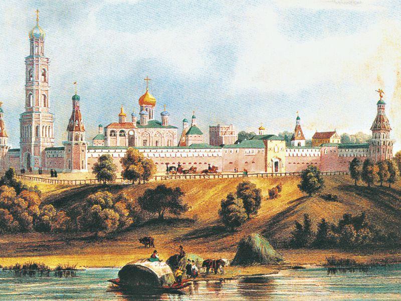 Симонов монастырь: грозный сторож Москвы - экскурсия в Москве