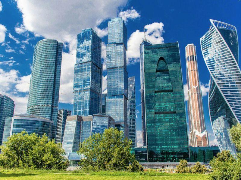 Москва-Сити и смотровая площадка — всё включено! - экскурсия в Москве