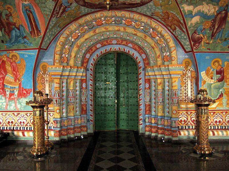ИзЯрославля— встаринный Толгский монастырь - экскурсия в Ярославле