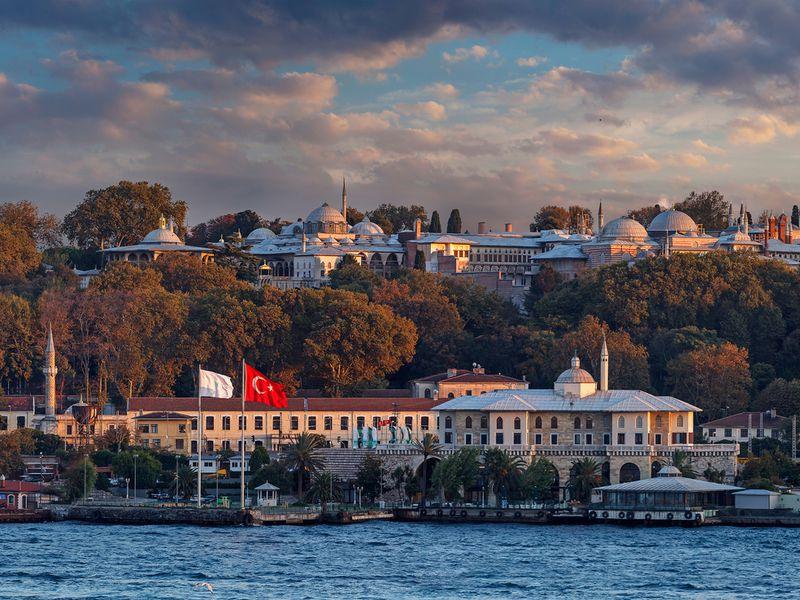 Групповая экскурсия поБосфору саудиогидом - экскурсия в Стамбуле