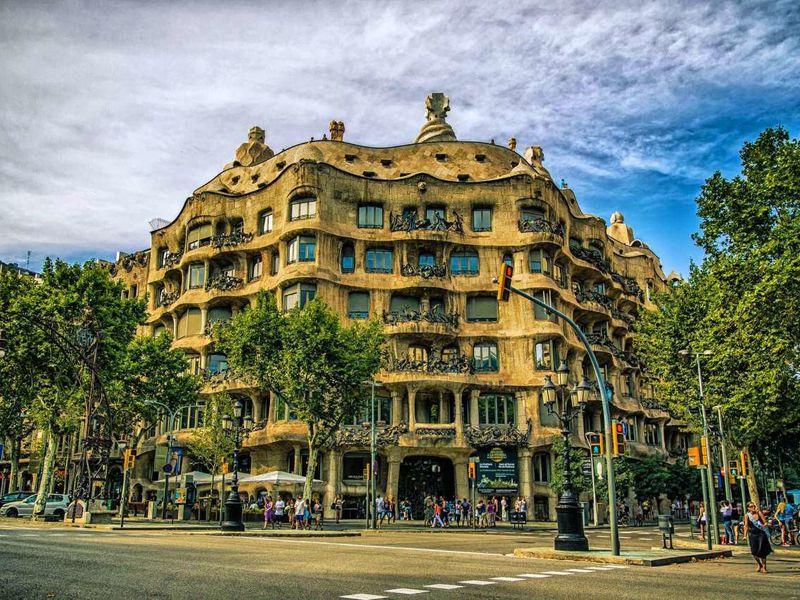 Шедевры каталонского модернизма вБарселоне - экскурсия в Барселоне