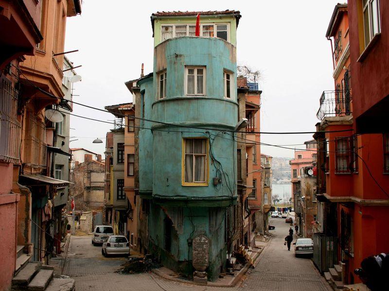 Живописная красота трущоб Стамбула - экскурсия в Стамбуле