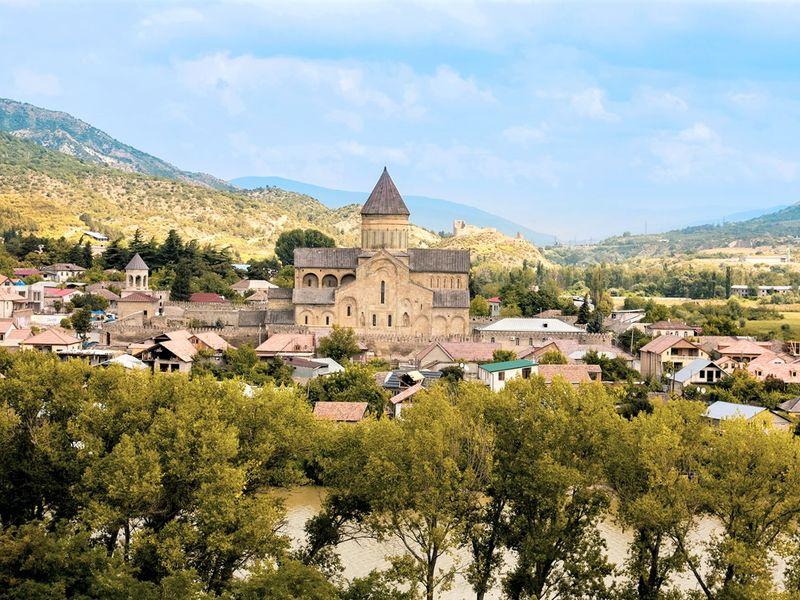 К истокам христианства: Мцхета и Джвари - экскурсия в Тбилиси