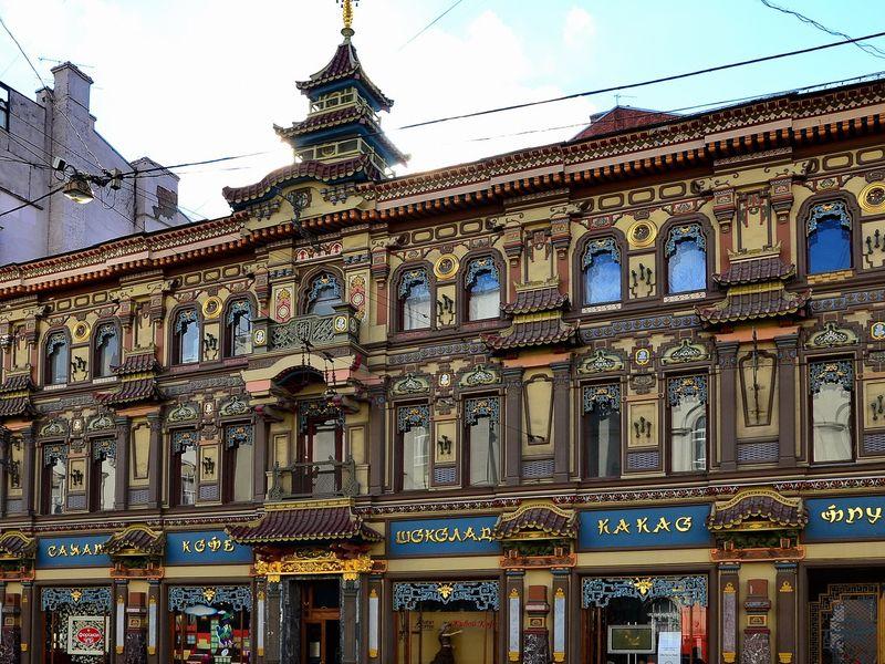 Москва — чайная столица России - экскурсия в Москве