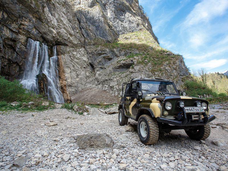 Упоительная Абхазия: путешествие козеру Рица иГегскому водопаду - экскурсия в Сочи