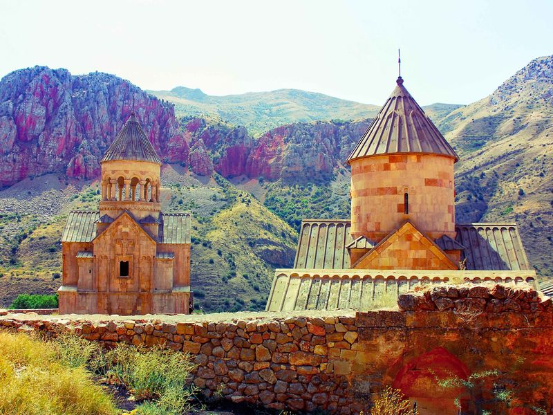 Хор Вирап, Нораванк и Арени — лучшее на юге Армении - экскурсия в Ереване