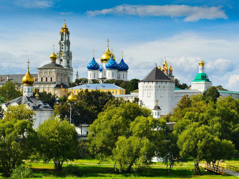 Сергиев Посад: у стен святой обители - экскурсия в Москве