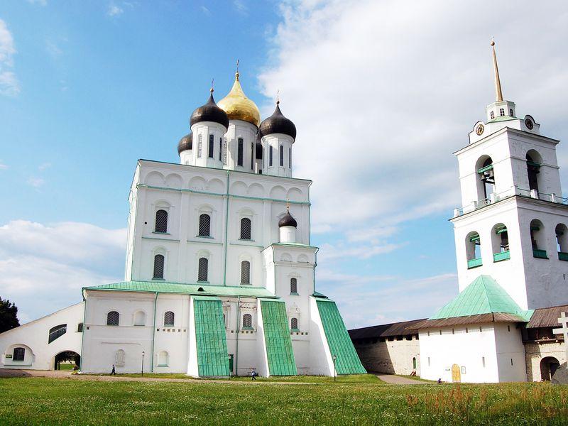Псков — первое свидание - экскурсия в Пскове