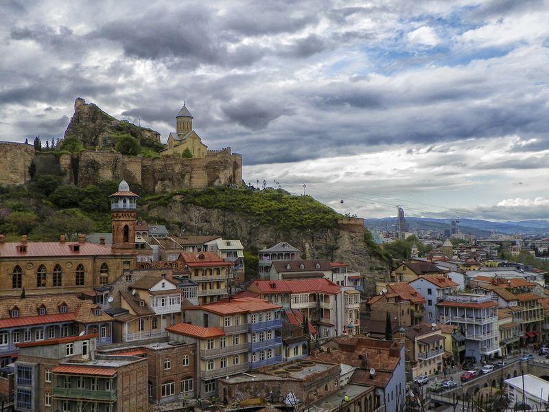 Тбилиси — сердце Сакартвело - экскурсия в Тбилиси