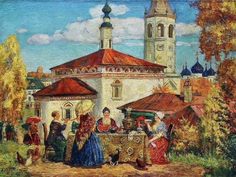 Пряничная история Замоскворечья - экскурсия в Москве