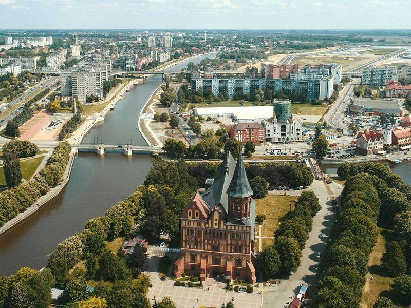 Калининград от истоков до наших дней - экскурсия в Калининграде