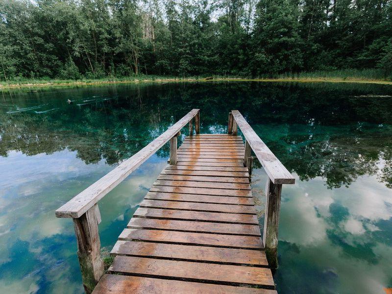 Голубые озёра— живописный уголок в окрестностях Казани - экскурсия в Казани