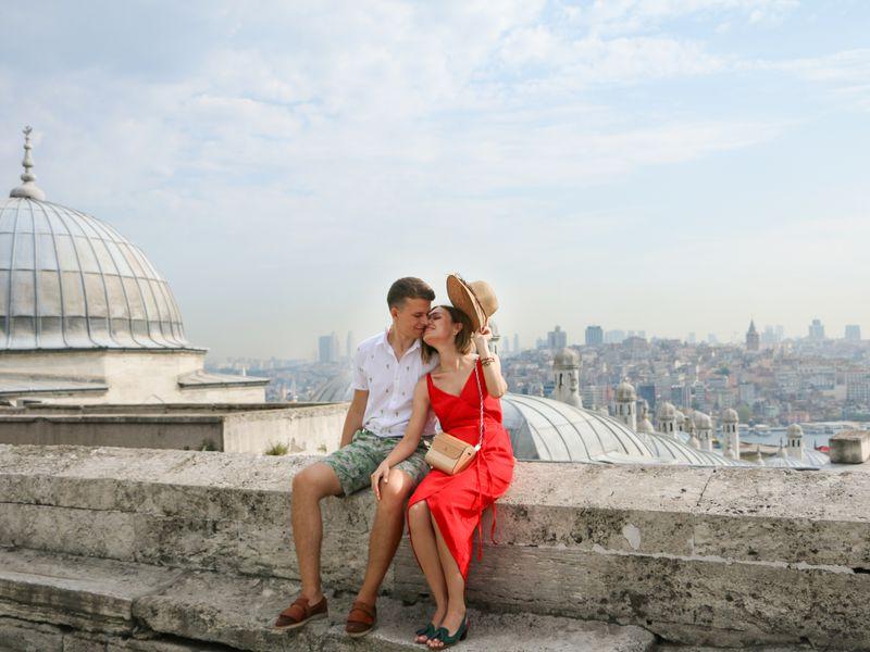 Стамбул с высоты: захватывающая фотопрогулка - экскурсия в Стамбуле