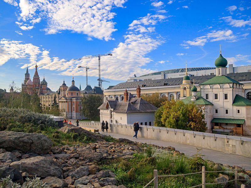 Тайной тропой— вКитай-город - экскурсия в Москве