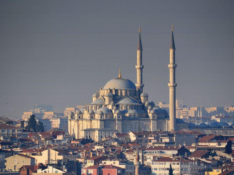 Все о мечетях и древних памятниках Стамбула - экскурсия в Стамбуле