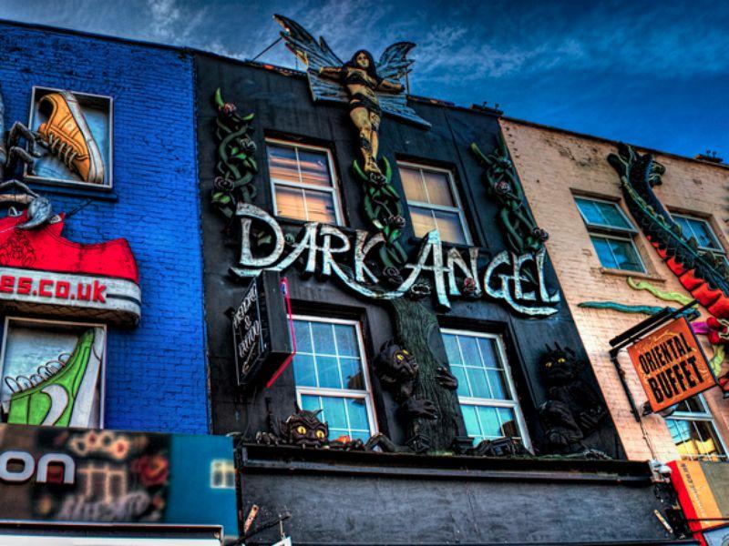 Camden Town: рок-н-ролл и пабы - экскурсия в Лондоне