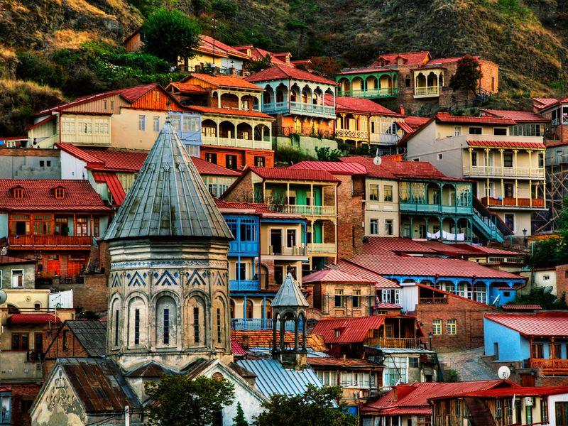 Два сердца Грузии: отМцхеты доТбилиси - экскурсия в Тбилиси