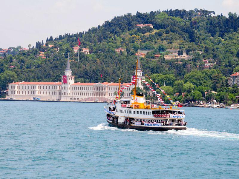 Вдохновляющий Стамбул - экскурсия в Стамбуле