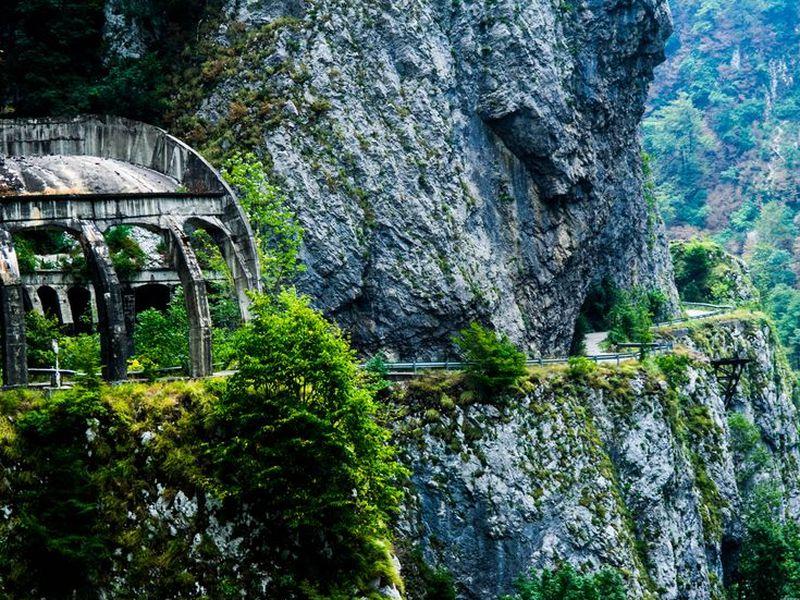 Велотрекинг в сочинских горах - экскурсия в Сочи