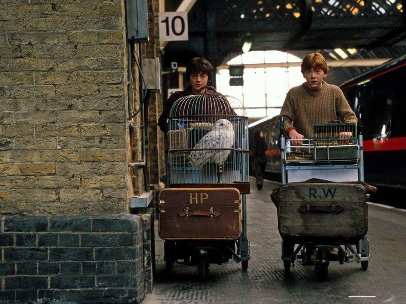 Гарри Поттер на улицах Лондона - экскурсия в Лондоне