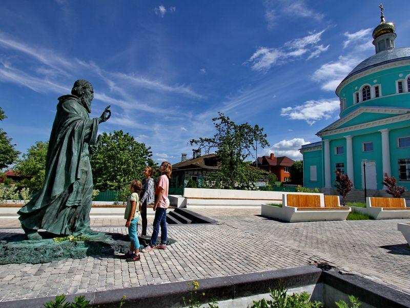 Кашира— отстарины донаших дней - экскурсия в Москве