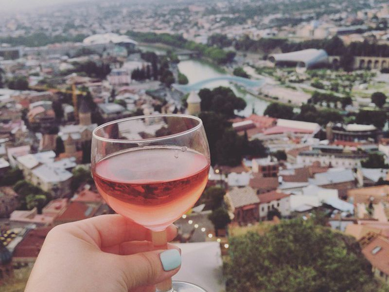 Колоритный Тбилиси спривкусом вина - экскурсия в Тбилиси