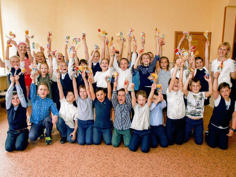 Мастер-класс по карамели для школьников - экскурсия в Москве