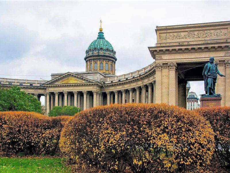 Десять святынь Петербурга - экскурсия в Санкт-Петербурге