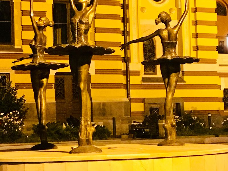 Тбилиси — магия вечернего города - экскурсия в Тбилиси
