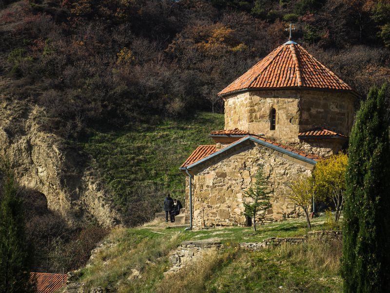 Мцхета— грузинский Иерусалим - экскурсия в Тбилиси