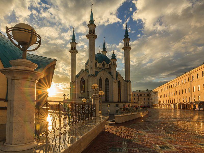 Добро пожаловать всамобытную Казань! - экскурсия в Казани