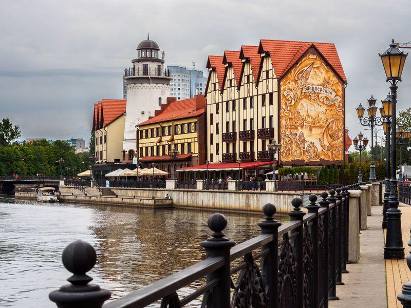 Семь ворот Калининграда - экскурсия в Калининграде
