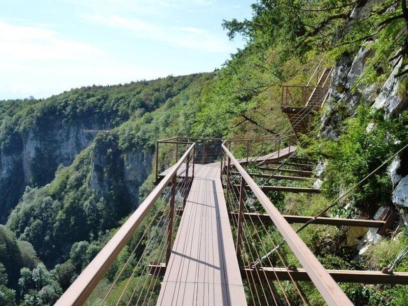 Каньоны и водопады — тайные сокровища западной Грузии - экскурсия в Кобулети