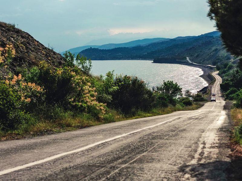 ИзАлушты— вАфинеон по самой красивой дороге Крыма - экскурсия в Алуште