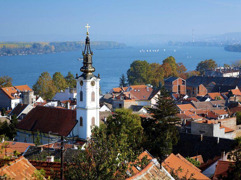Белград изнутри - экскурсия в Белграде