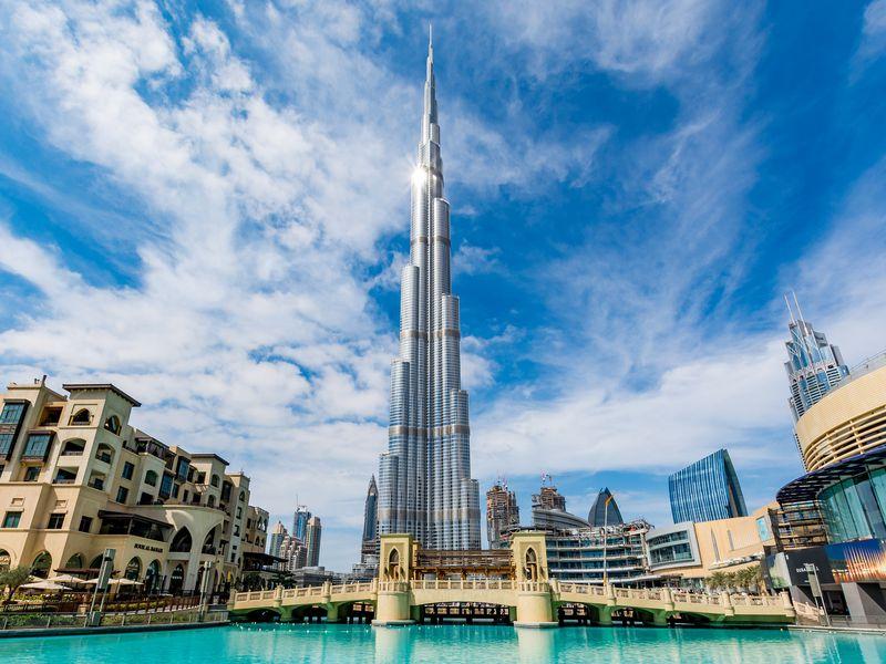 Современный Дубай и круиз по Дубай Марине - экскурсия в Дубае