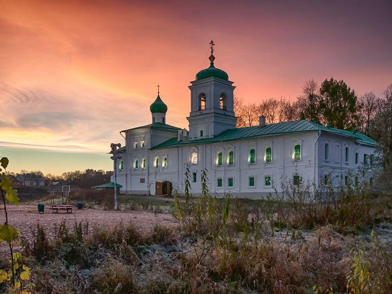 Византийское наследие Руси вмонастырях Псковского края - экскурсия в Пскове