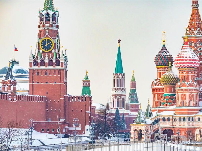 История и тайны башен Московского Кремля - экскурсия в Москве