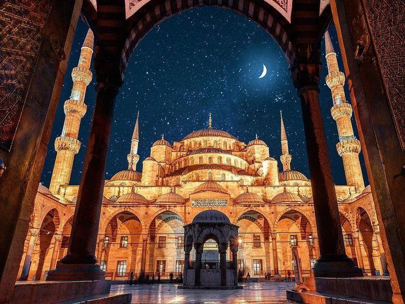 Стамбул Великолепный— побывать восманской сказке! - экскурсия в Стамбуле